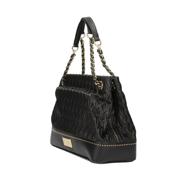 ERMANNO SCERVINO shoulder bags Black