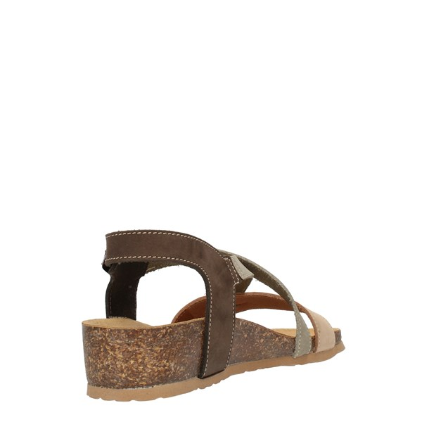 Bio Natura Sandals  With wedge Women 12A826INABMFA 2