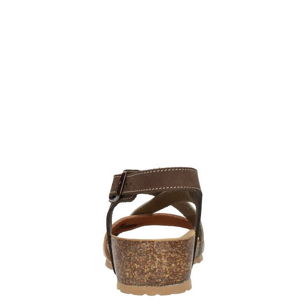 Bio Natura Sandals  With wedge Women 12A826INABMFA 4