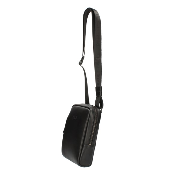 Alviero Martini Prima Classe Shoulder straps & Messenger Black