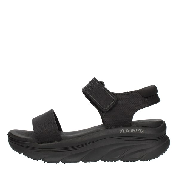 Skechers  With wedge Black