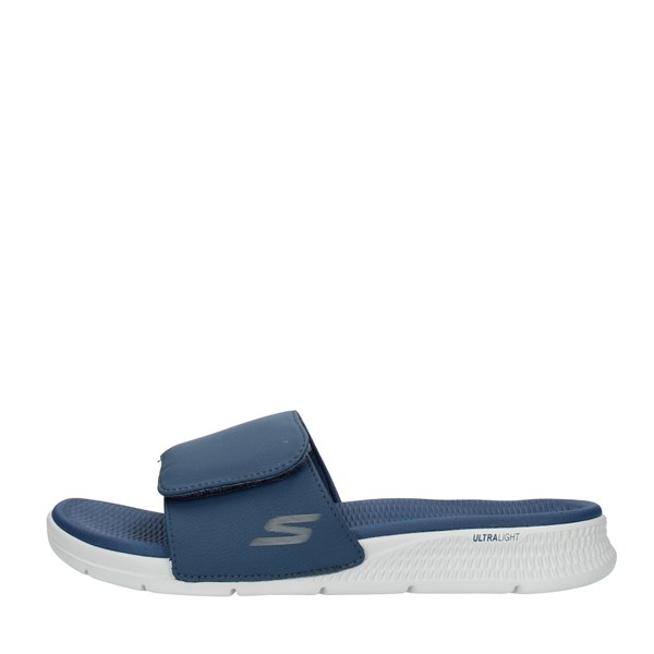 Skechers Ciabatta Blue