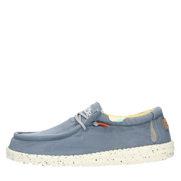 Hey Dude Slip on Light blue