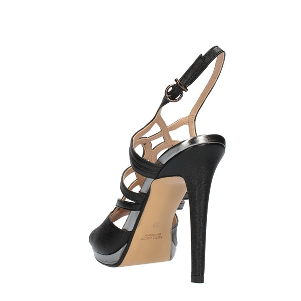 BACTA DE TOI With heel Black