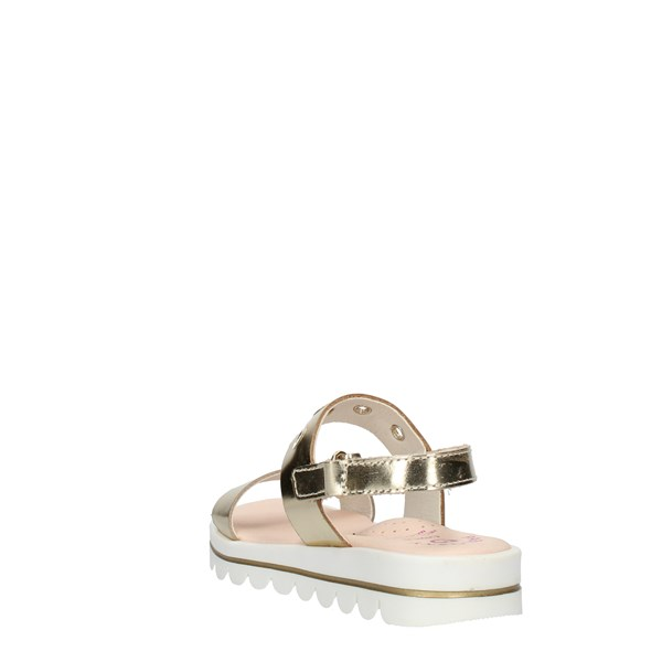 Pablosky Sandals Platinum