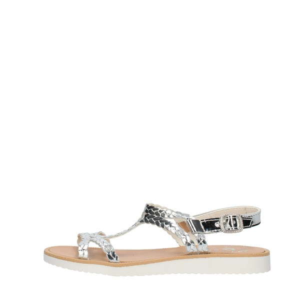 Pablosky Sandals Silver