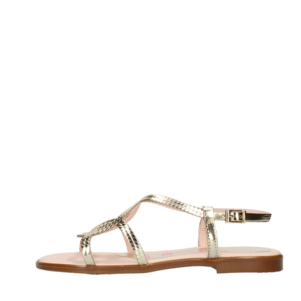 Paola Sandals Platinum