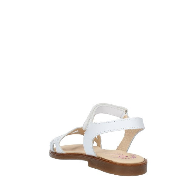 Pablosky Sandals White