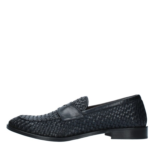Nicol Sadler Loafers Blue