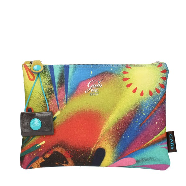 Gabs HAND BAG AND CLUTCH multicolored