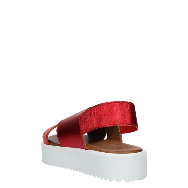 Inuovo  With wedge Red