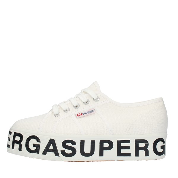 Superga  high White