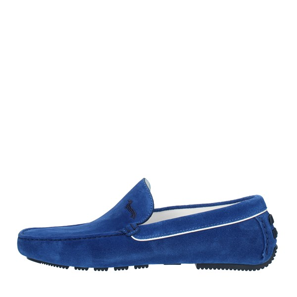 Harmont & Blaine Loafers Blue