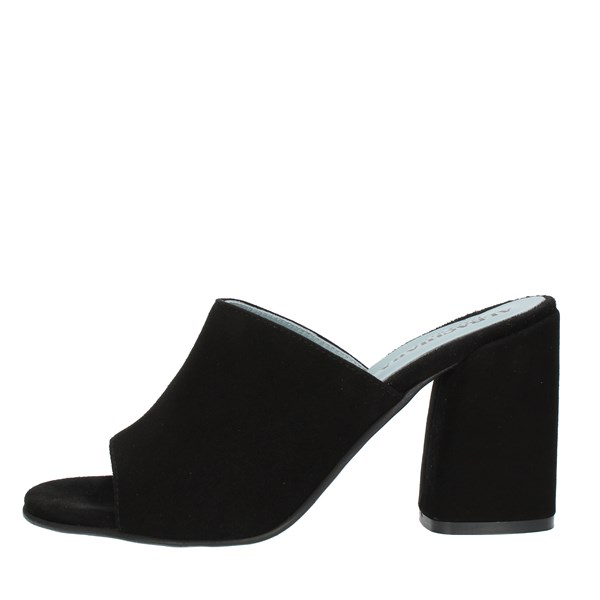 Albachiara With heel Black