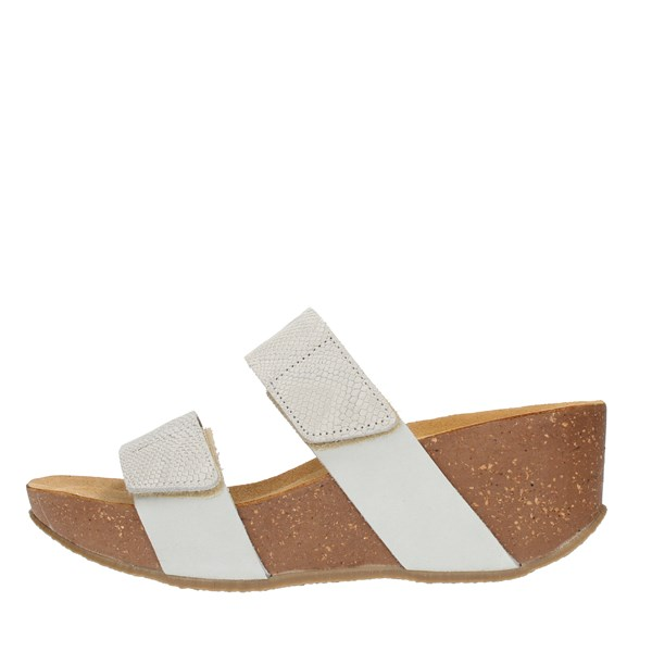Igi&co SANDALS WITH WEDGE Grey