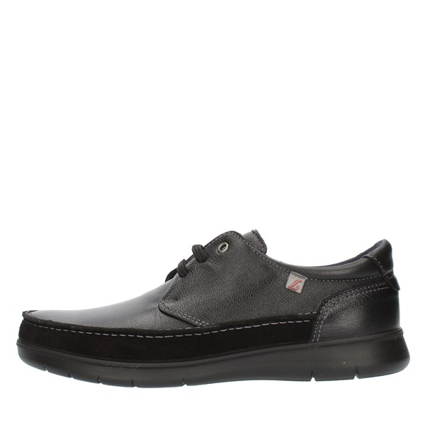 Luisetti Laced Black
