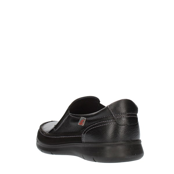 Luisetti Slip on Black