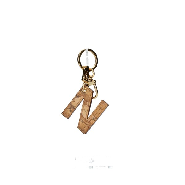 Alviero Martini Prima Classe Keychain Leather