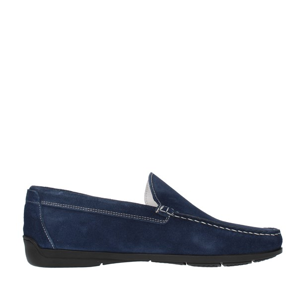 Igi&co Shoes Man Loafers Blue 3111200