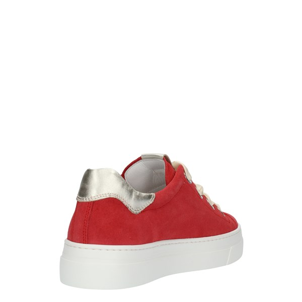Nero Giardini Shoes Woman SNEAKERS Red P907813D