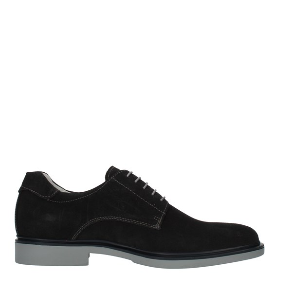 Nero Giardini Shoes Man LACE Blue P900791U