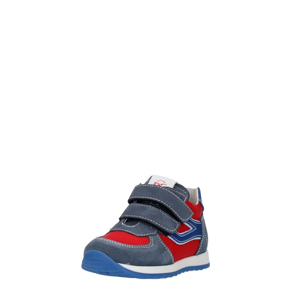 Nero Giardini Shoes Boy SNEAKERS multicolored P923510M