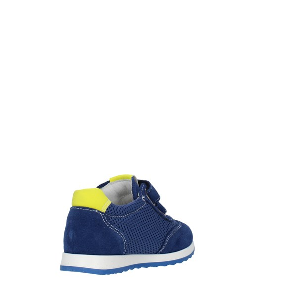 Nero Giardini Shoes Boy SNEAKERS Blue P923451M