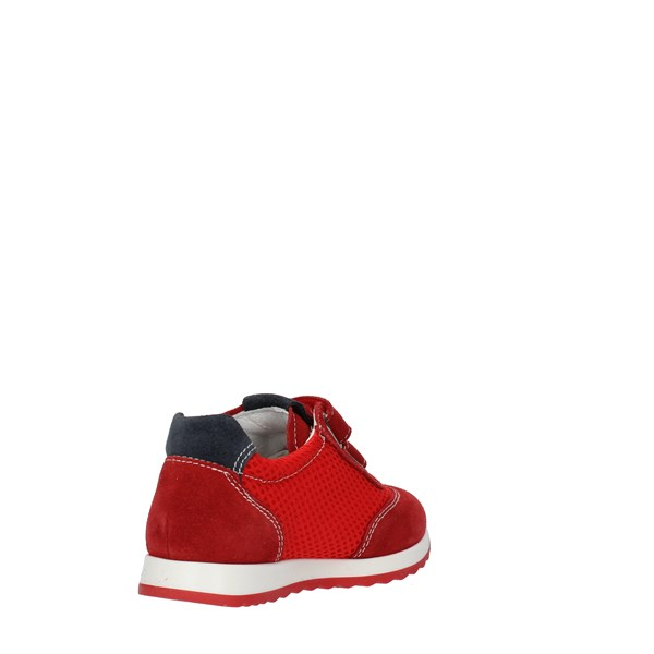 Nero Giardini Shoes boy SNEAKERS Red P923451M