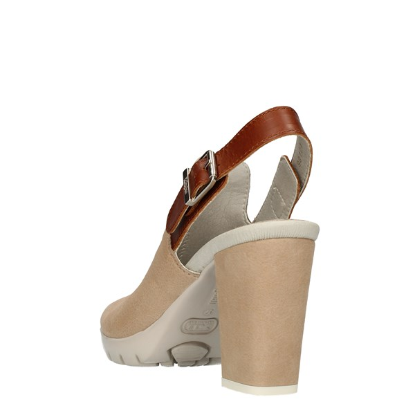 Callaghan Shoes Woman SANDALS WITH HEEL Beige 99101