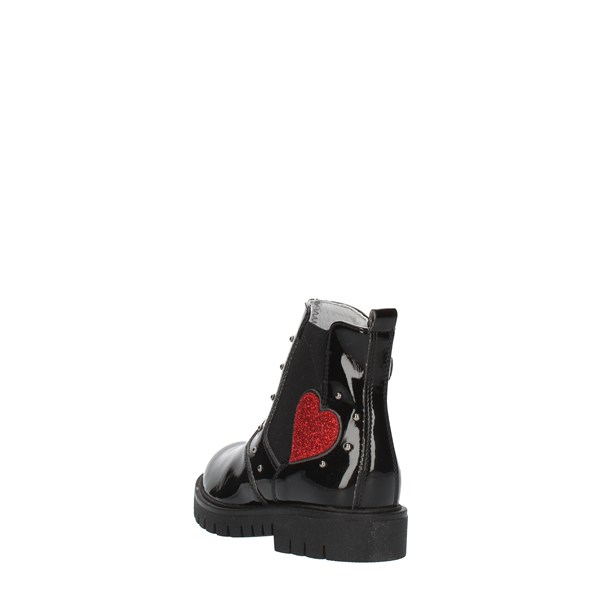 Nero Giardini Shoes Girl boots Black A921242F
