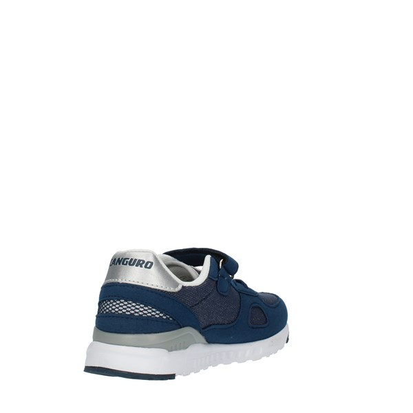 Canguro Shoes Girl SNEAKERS Blue C60216H