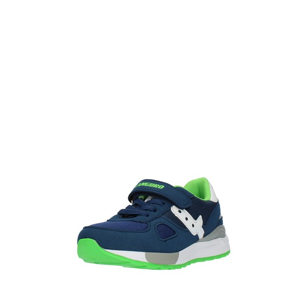 Canguro Shoes Boy SNEAKERS Blue C60215