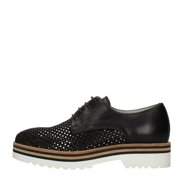 Nero Giardini Shoes Woman LACE Black P805223D