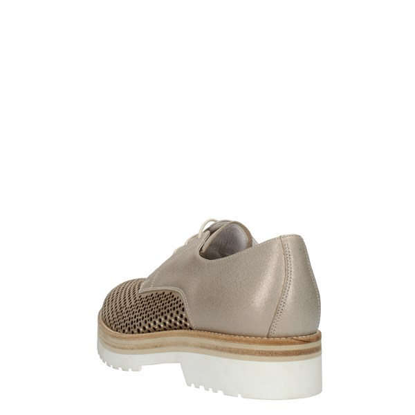 Nero Giardini Shoes Woman LACE Beige P805223D