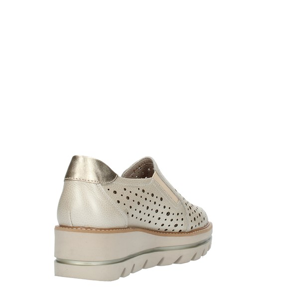 Callaghan Shoes Woman SLIP ON Beige 14804