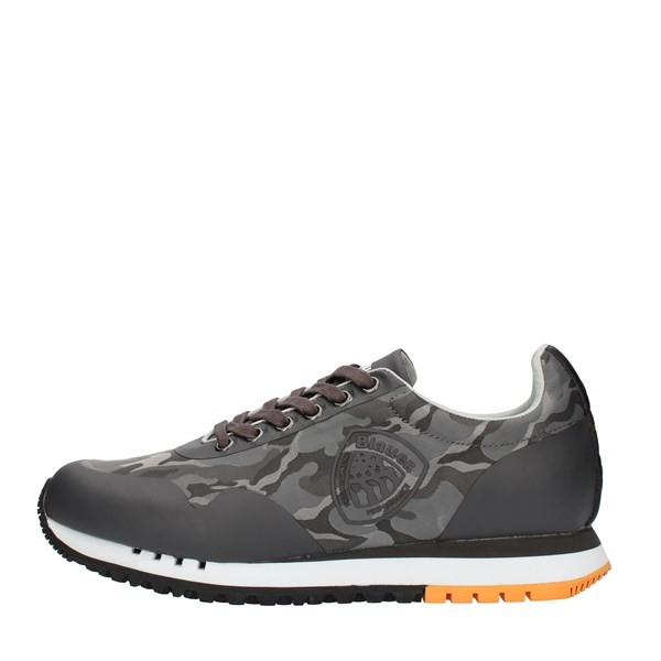 Blauer Shoes Man SNEAKERS Grey 9SDENVER02