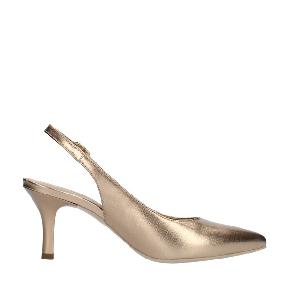 Nero Giardini Shoes Woman Heels Bronze P805522DE