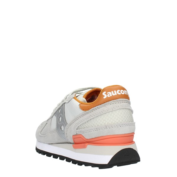 Saucony Shoes Unisex SNEAKERS Grey S1108716