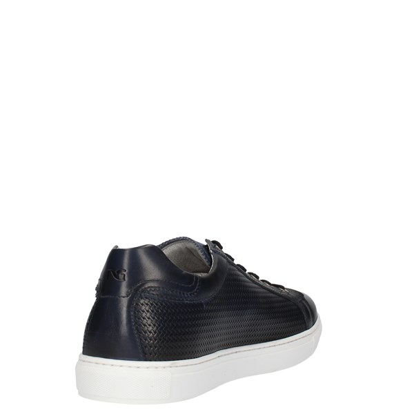 Nero Giardini Shoes Man SNEAKERS Blue P800282U