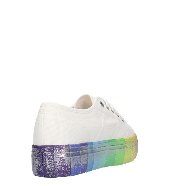 Superga Shoes Woman SNEAKERS multicolored 2790S1118DW
