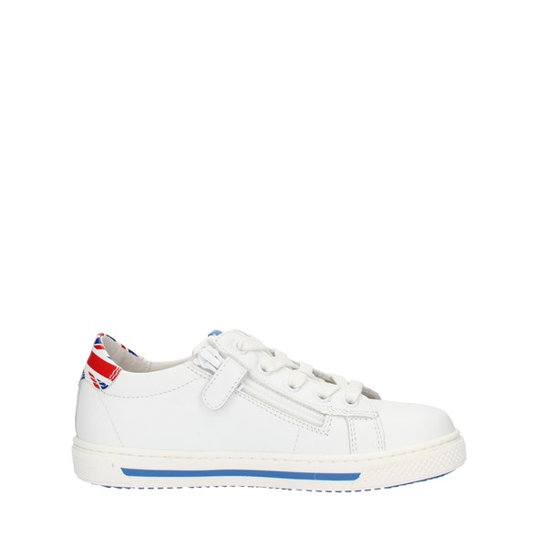 Nero Giardini Shoes boy SNEAKERS White P833071M