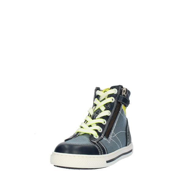 Nero Giardini Shoes Boy SNEAKERS Blue P833013M