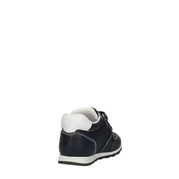 Nero Giardini Shoes Boy SNEAKERS Blue P724180M