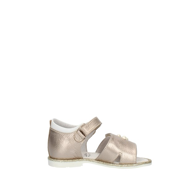 Nero Giardini Shoes girl SANDALS Bronze P820340F