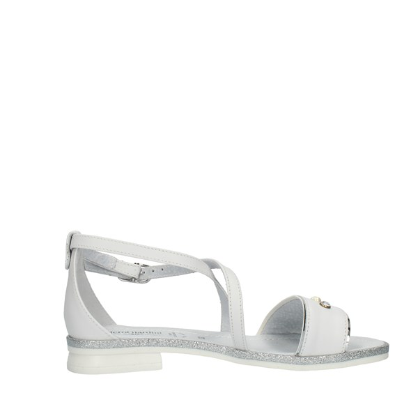 Nero Giardini Shoes Girl SANDALS White P830480F