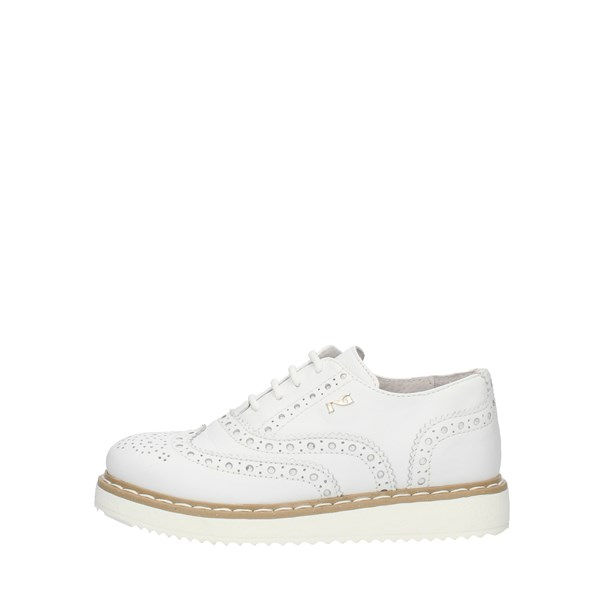 Nero Giardini Shoes Girl LACE White P732110F