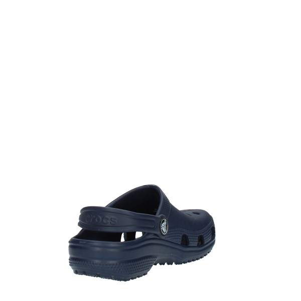 Crocs Shoes unisex boy Sabot Blue 204536