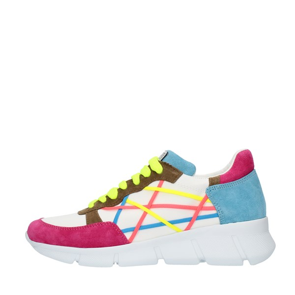 L4K3 Shoes Woman SNEAKERS multicolored 05LEG
