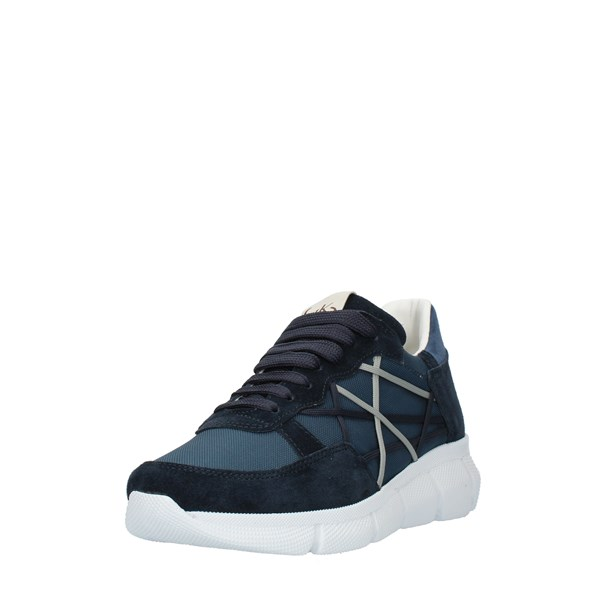 L4K3 Shoes Man SNEAKERS Blue 72LEG