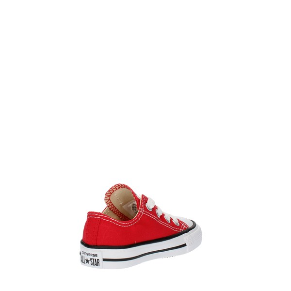 Converse Shoes unisex boy SNEAKERS Red 7J236C